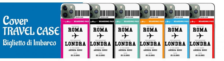 Collezione Travel Case - Biglietti d'Imbarco