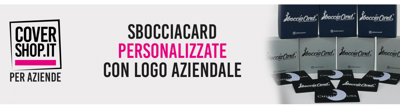 Sbocciacard Aziendali con Logo