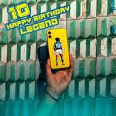 Tanti Auguri a Diego Armando Maradona per i suoi 60 anni! 🎂   ⚽️ ⚽️  ⚽️  Questa è una personalizzazione fatta da voi in onore del #pibedeoro!  #hbday🎂 #buoncompleanno #maradona10 #lamanodedios #diegoarmandomaradona #diego10 #60anni